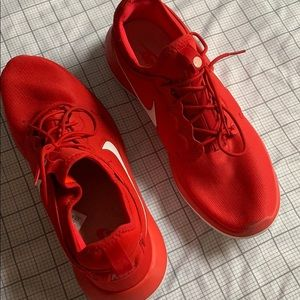 Nike Shoes - Nike Red Roshes